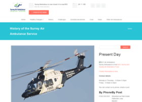 surreyairambulance.co.uk
