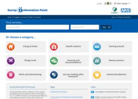 surreyinformationpoint.org.uk