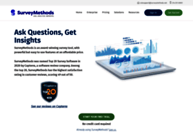surveymethods.com