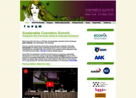 sustainablecosmeticssummit.com