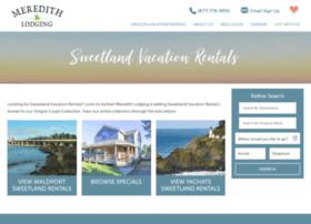 sweetlandvacationrentals.com