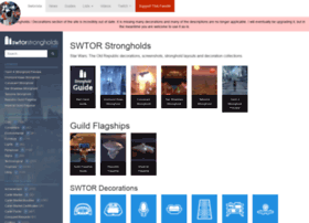 swtorstrongholds.com