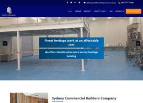 sydneycommercialbuilders.com.au
