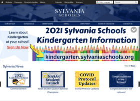 sylvaniaschools.org