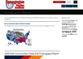 synagoguestudies.org