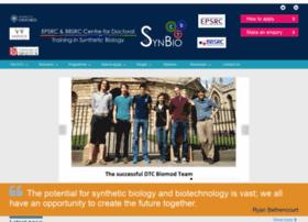 synbio-cdt.ac.uk
