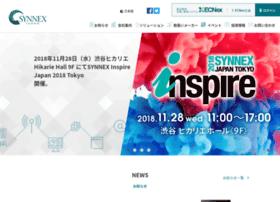 synnexinfotec.co.jp