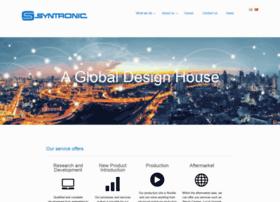 syntronic.com