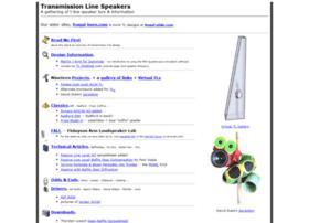 t-linespeakers.org