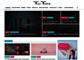 tadtoper.com