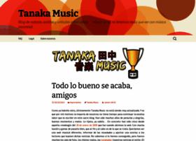 tanakamusic.com
