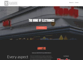 tandycorporation.com