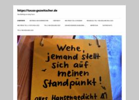 tauss-gezwitscher.de