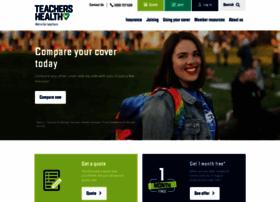 teachershealth.com.au