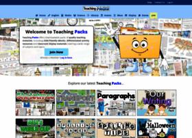 teachingpacks.co.uk