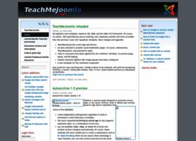 teachmejoomla.net