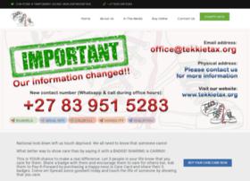 tekkietax.co.za