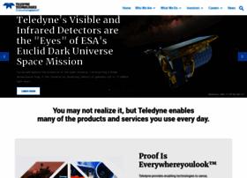 teledyne.com
