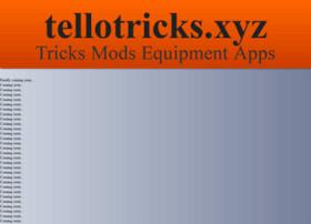 tellotricks.xyz