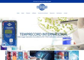 temprecord.com