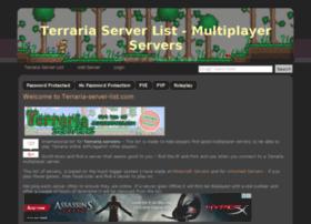 terraria-server-list.com