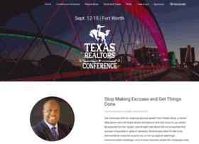 texasrealtorsconference.com