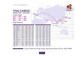thaicargo.com