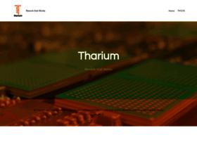 tharium.com