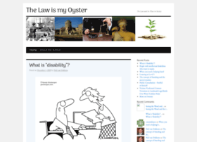 the-law-is-my-oyster.com