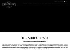 theaddisonpark.com