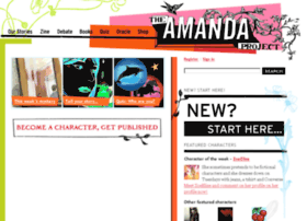 theamandaproject.com