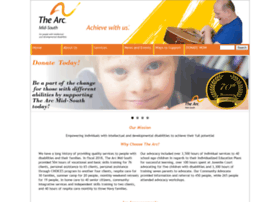 thearcmidsouth.org