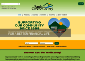 thebankofgreenecounty.com