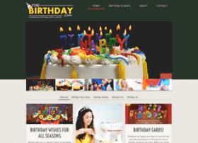 thebirthday.com