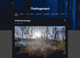 theblogproject.site