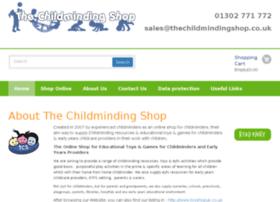 thechildmindingshop.co.uk