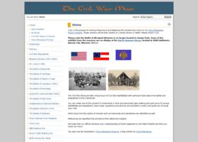 thecivilwarmuse.com