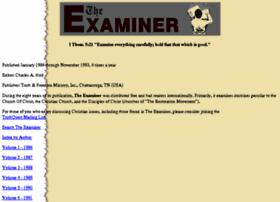 theexaminer.org