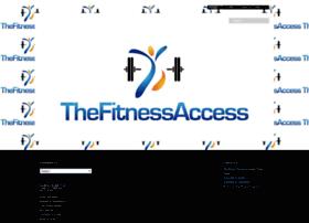 thefitnessaccess.com