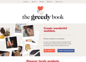 thegreedybook.co.uk