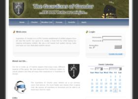 theguardiansofgondor.com
