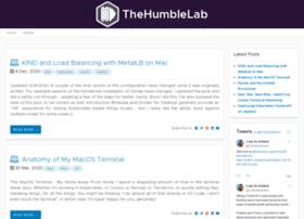 thehumblelab.com