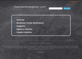 theinterimregister.com