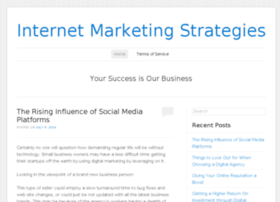 theinternetmarketingstrategies.com