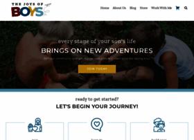 thejoysofboys.com