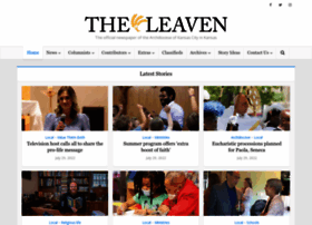 theleaven.org