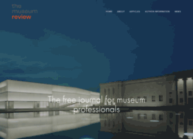 themuseumreview.org