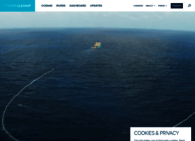 theoceancleanup.com