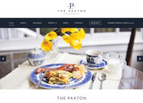 thepaxton1884.com