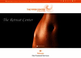 thepipercenter.com